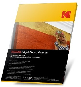 KODAK Inkjet Photo Canvas